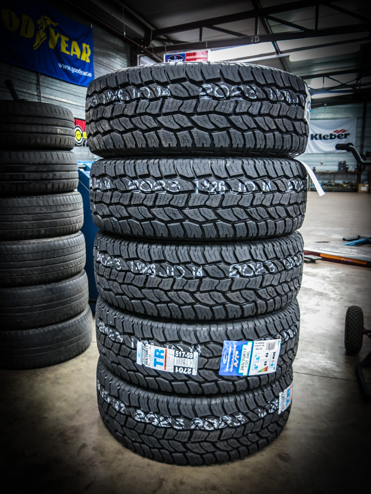 Cooper Tires Review >> Cooper Discoverer At3 Review The Ultimate All Terrain Tire For The